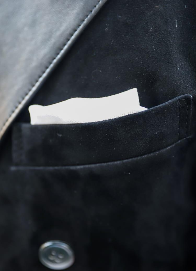 チーフポケット